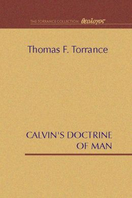 Calvin's Doctrine of Man