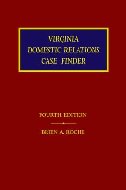 Virginia Domestic Relations Case Finder