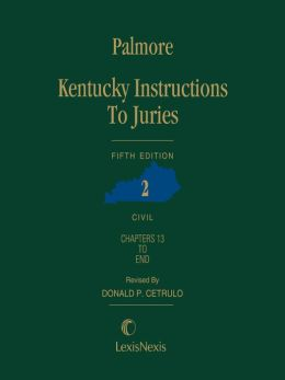 Kentucky Instructions to Juries (Civil)