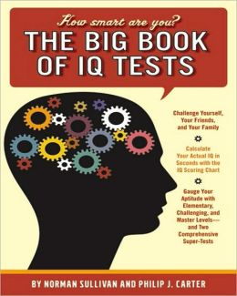 How Smart Are You?: The Big Book of IQ Tests
