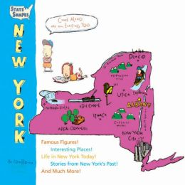 State Shapes: New York