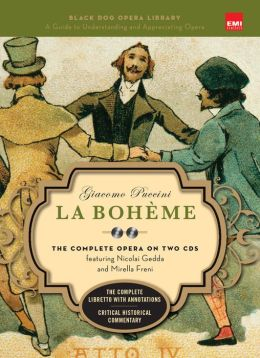 La Boheme (Black Dog Opera Library)