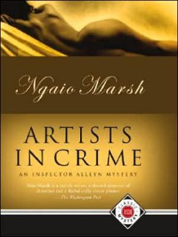 Artists in Crime (Roderick Alleyn Series)