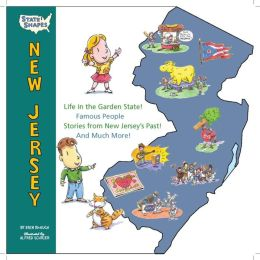 State Shapes New Jersey