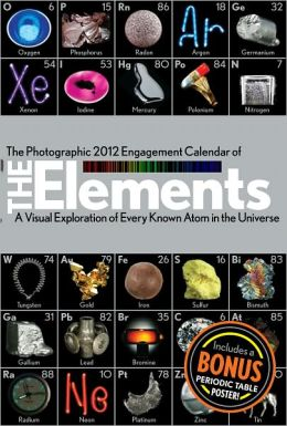 2012 Elements Engagement Calendar