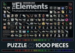 Elements 1000 Piece Puzzle