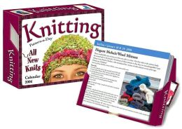2006 Knitting Pattern-A-Day Box Calendar