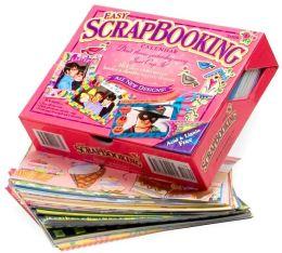 2006 Easy Scrapbooking Box Calendar