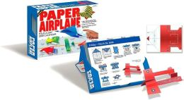 2008 Paper Airplane Fold & Fly It! Box Calendar