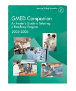 GMED Companion 2005-2006: An insiders Guide to Selecting a Residency Program, 2005-2006