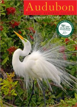 2013 Audubon Engagement Calendar