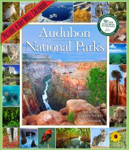 2014 Audubon National Parks Picture-A-Day Wall Calendar