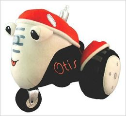 Otis the Tractor Doll