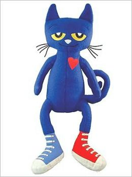 Pete the Cat Doll: 14.5 inch