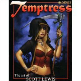 Temptress: The Art of Scott Lewis