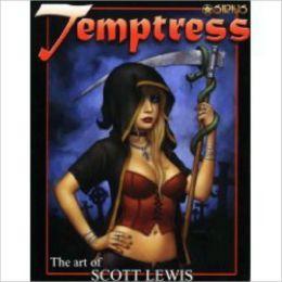 Temptress: The Art of Scott Lewis