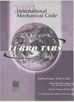 International Mechanical Code 2003: Looseleaf Version (International Mechanical Code (Looseleaf)) International Code Council