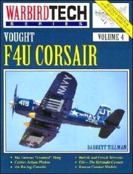 Vought F4U Corsair: Warbirdtech Volume 4