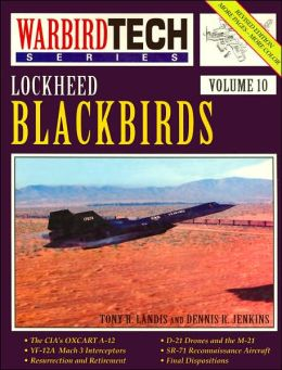 Lockheed Blackbirds (WarbirdTech Series)