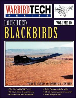Lockheed Blackbirds - Warbirdtech Volume 10