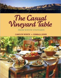 Casual Vineyard Table