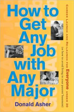 How to Get Any Job with Any Major: Career Launch and Re-launch for Everyone Under 30 (or How to Avoid Living in Your Parents' Basement)