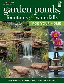 Garden Ponds, Fountains and Waterfalls for Your Home