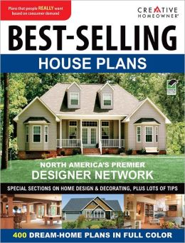 Best-Selling House Plans (PagePerfect NOOK Book)