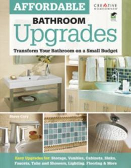 Affordable Bathroom Upgrades: Transform Your Bathroom on a Small Budget