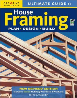 Ultimate Guide to House Framing, 3rd edition (PagePerfect NOOK Book)