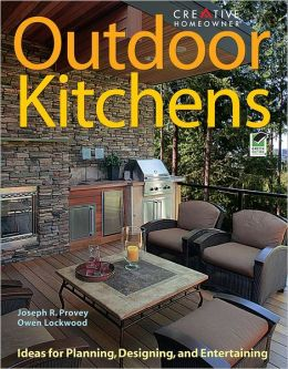 Outdoor Kitchens: Ideas for Planning, Designing, and Entertaining (PagePerfect NOOK Book)