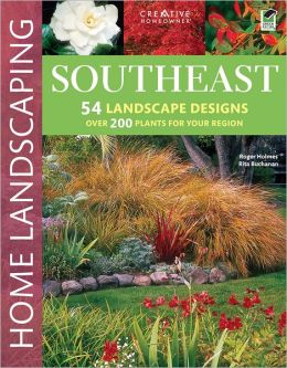 Southeast Home Landscaping, 3rd edition (PagePerfect NOOK Book)