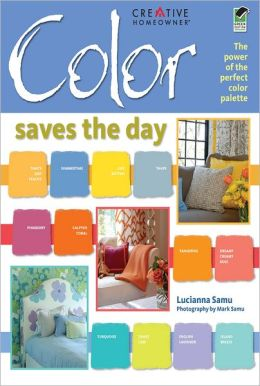 Color Saves the Day: The Power of the Perfect Color Palette (PagePerfect NOOK Book)