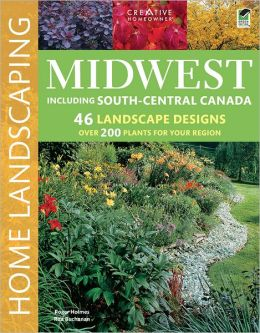 Midwest Home Landscaping, 3rd edition (PagePerfect NOOK Book)