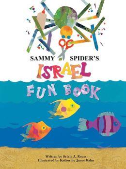 Sammy Spider's Israel Fun Book