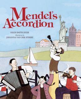 Mendel's Accordion: The Story of the Klezmorim