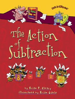 Action of Subtraction: Math Is Categorical