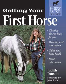 Getting Your First Horse