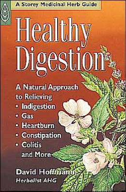 Healthy Digestion: A Natural Approach to Relieving Indigestion, Gas, Heartburn, Constipation, Colitis and More