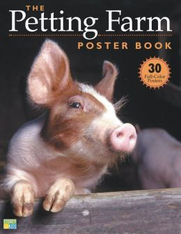 The Petting Farm Poster Book