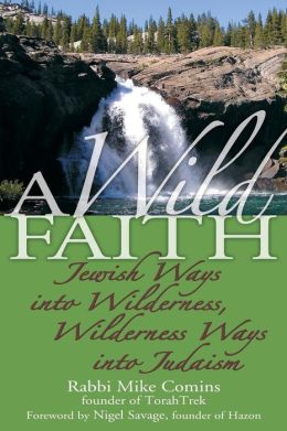 A Wild Faith: Jewish Ways into Wilderness, Wilderness Ways into Judaism