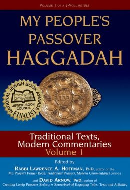 My People's Passover Haggadah: Traditional Texts, Modern Commentaries