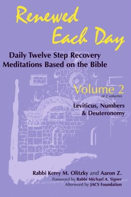 Renewed Each Day, Vol. 2: Daily Twelve Step Recovery Meditations Based on the Bible