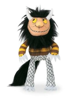 Wild Things Moishe Doll: 7 inches
