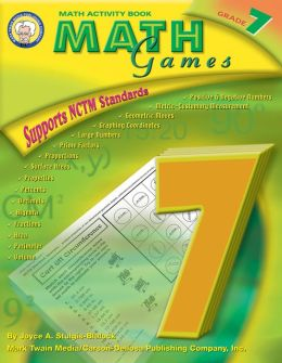 Math Games: Grade 7