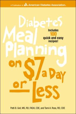 Diabetes Meal Planning on $7 a Day -- or Less!