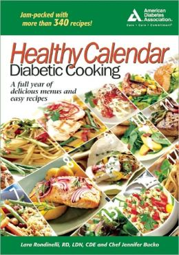 Healthy Calendar Diabetic Cooking