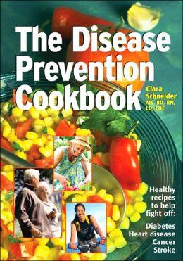 Disease Prevention Cookbook
