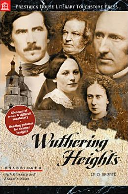Wuthering Heights (Prestwick House Literary Touchstone Press Series)