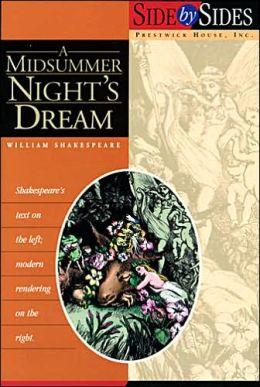 A Midsummer Night's Dream (Side by Side)